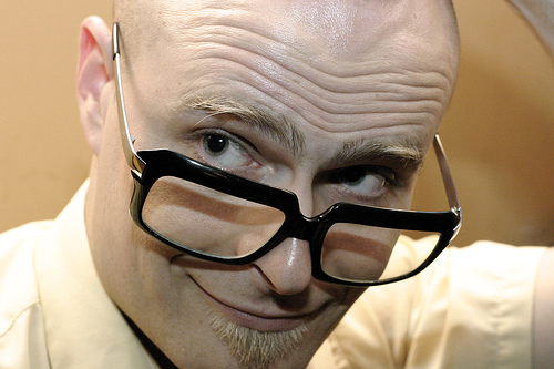 MC Frontalot, by flickr user quinnums